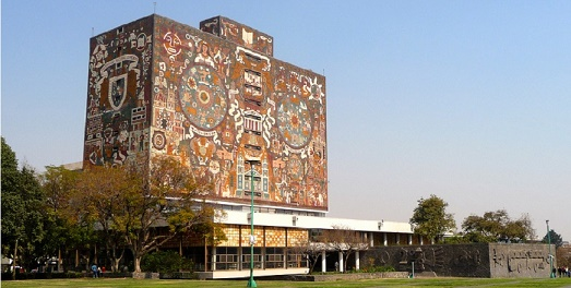 Biblioteca Central, Universidad Nacional Autonoma de Mexico
