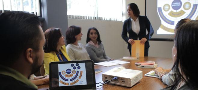 Estudiar Maestría en Desarrollo Organizacional
